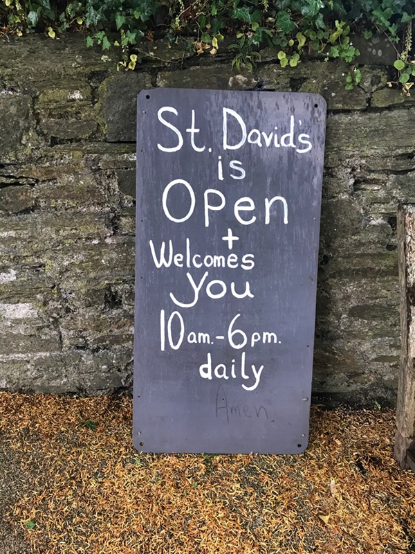 Open after Covid19